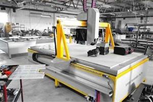 CNC frezavimo staklės Sentinel E