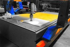 CNC frezavimo staklės HAVOK HS