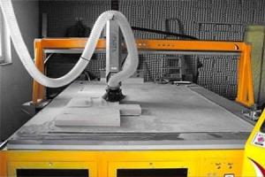 CNC staklės didelių gabaritų 5 ašių