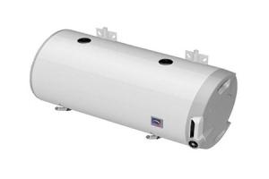 Pakabinamas horizontalus kombinuotas vandens šildytuvas OKCV 200