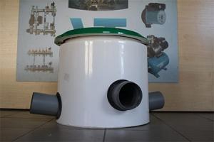 EKO-BIO drenažinės sistemos paskirstytojas