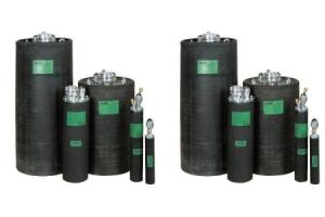 Guminis pneumo kamštis (praleidžiantis), PU 50/80