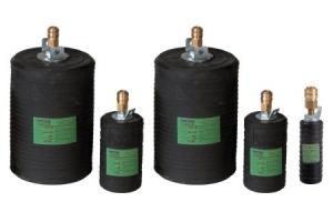 Guminis pneumo kamštis (trumpas), UK 20/25