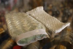 Keramikinė termoizoliacinė juostelė HT-1000, 75mm x 3mm
