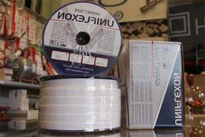 PTFE juostelė, 28 x 5,0 mm,kaina už 1metra